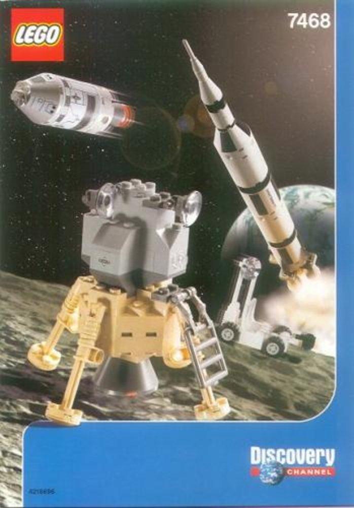 Saturn V Moon Mission