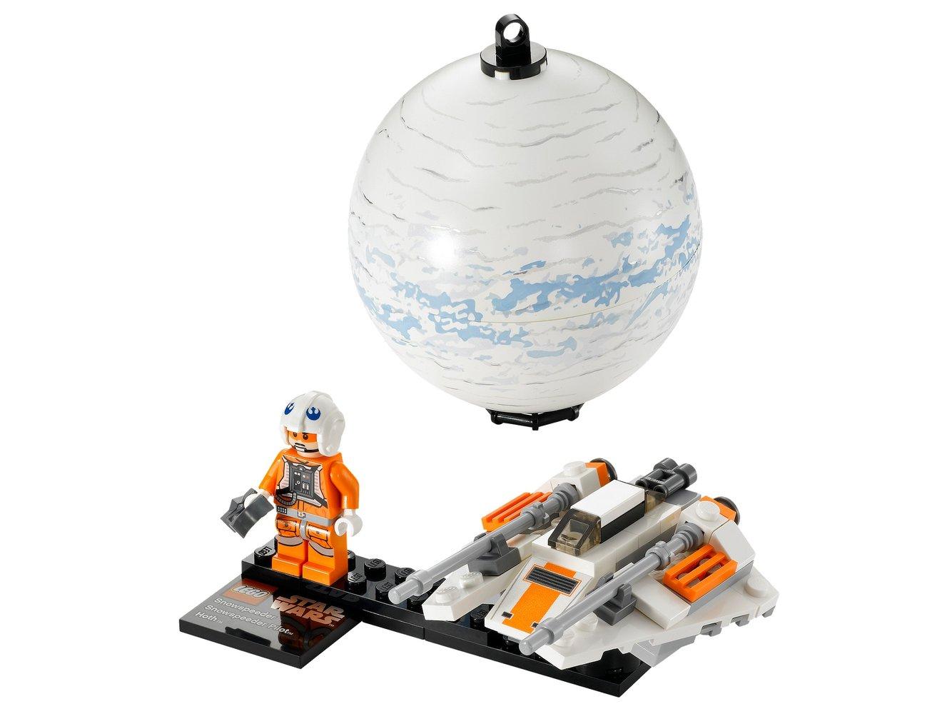 Snowspeeder & Planet Hoth