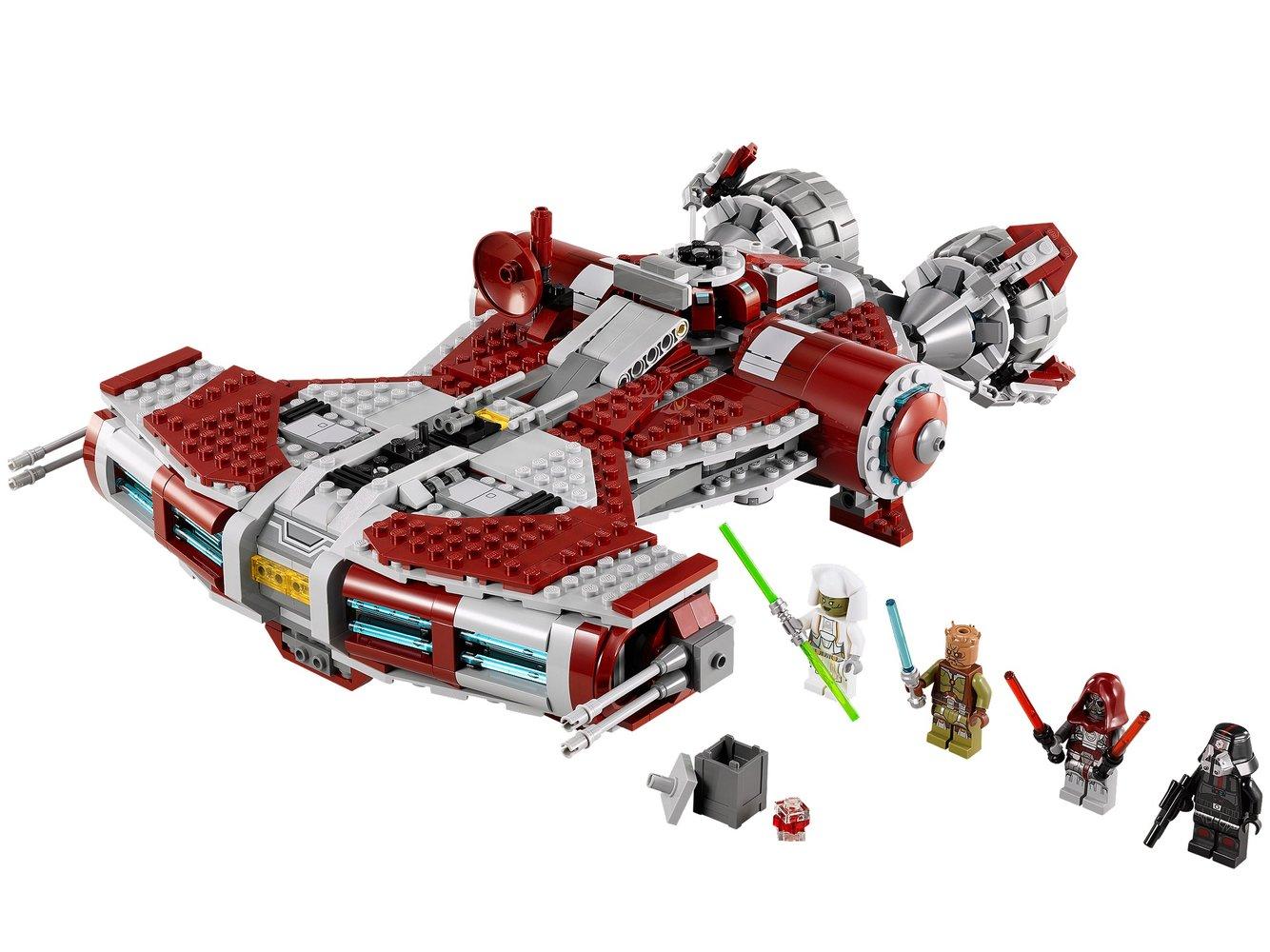 Jedi Defender-class Cruiser