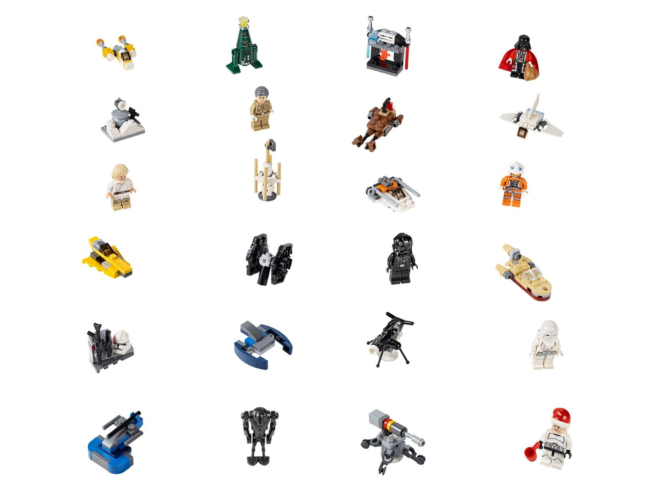 Star Wars Advent Calendar 2014
