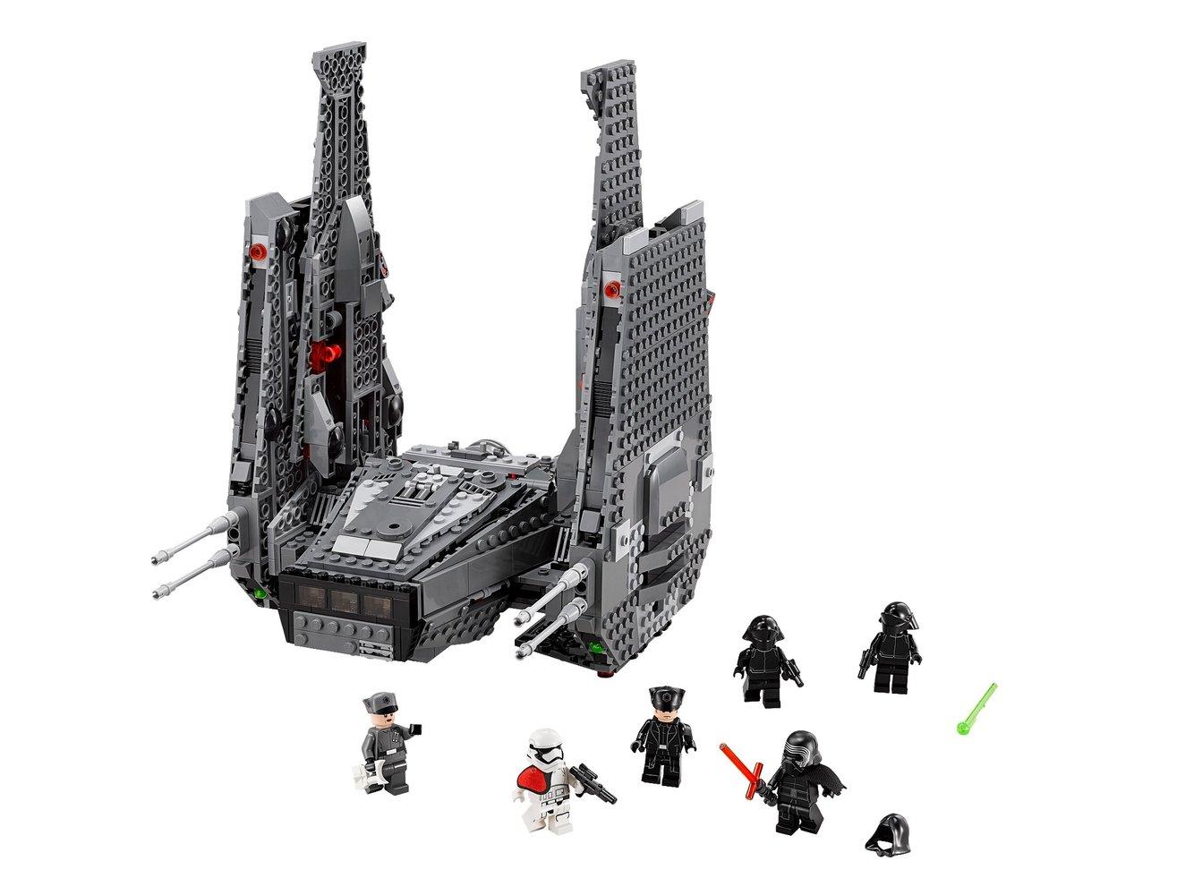 Kylo Ren's Command Shuttle