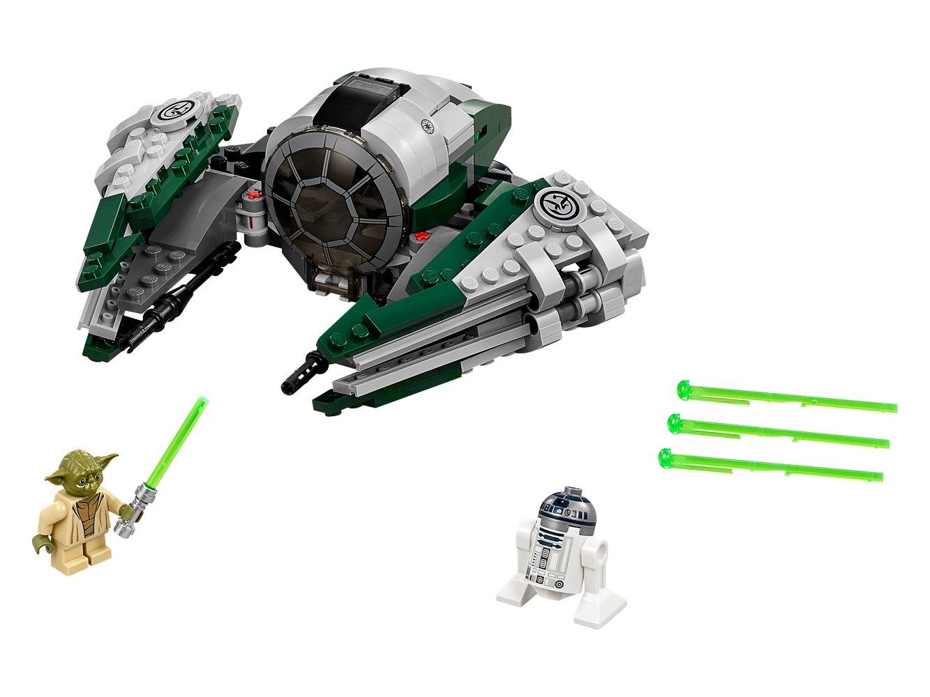 Yoda's Jedi Starfighter