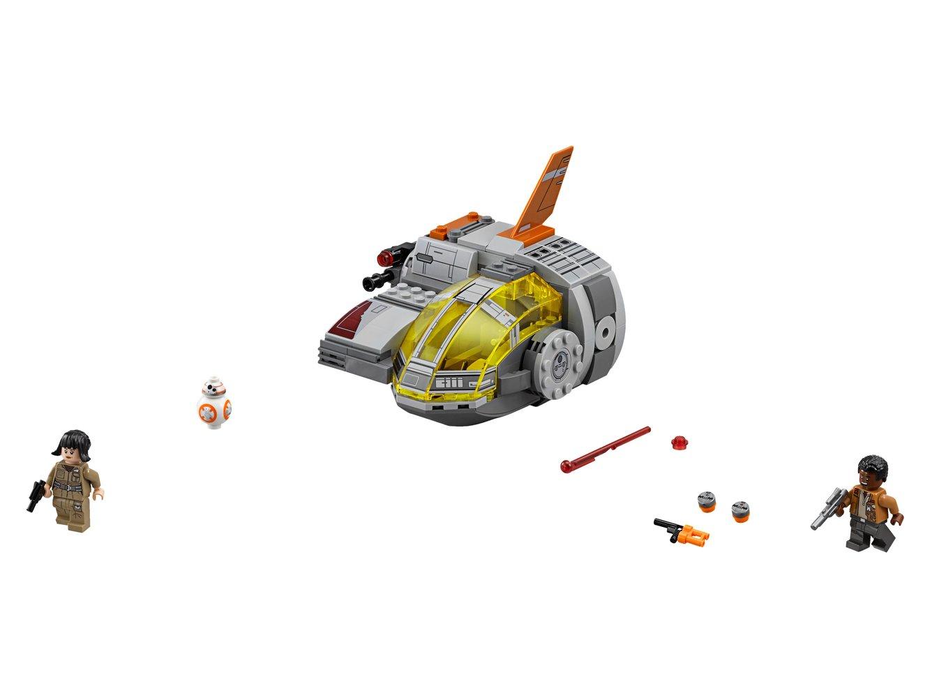 Resistance Transport Pod