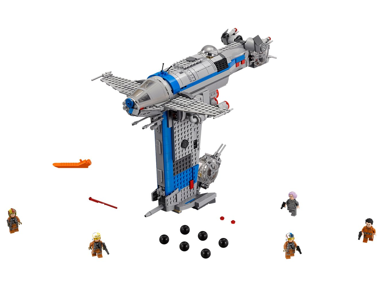Resistance Bomber (Finch Dallow version)