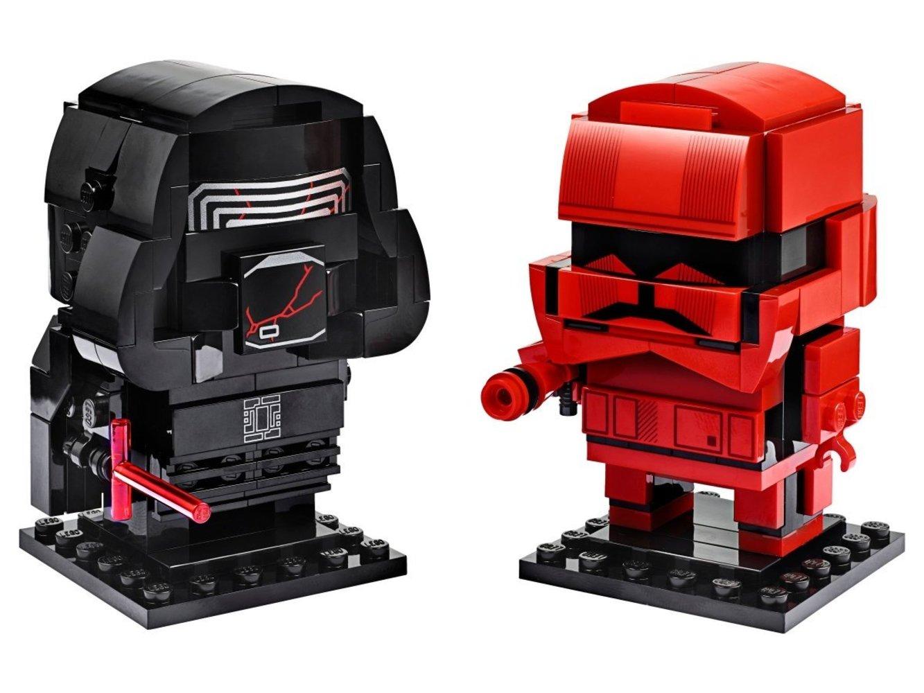Kylo Ren & Sith Trooper