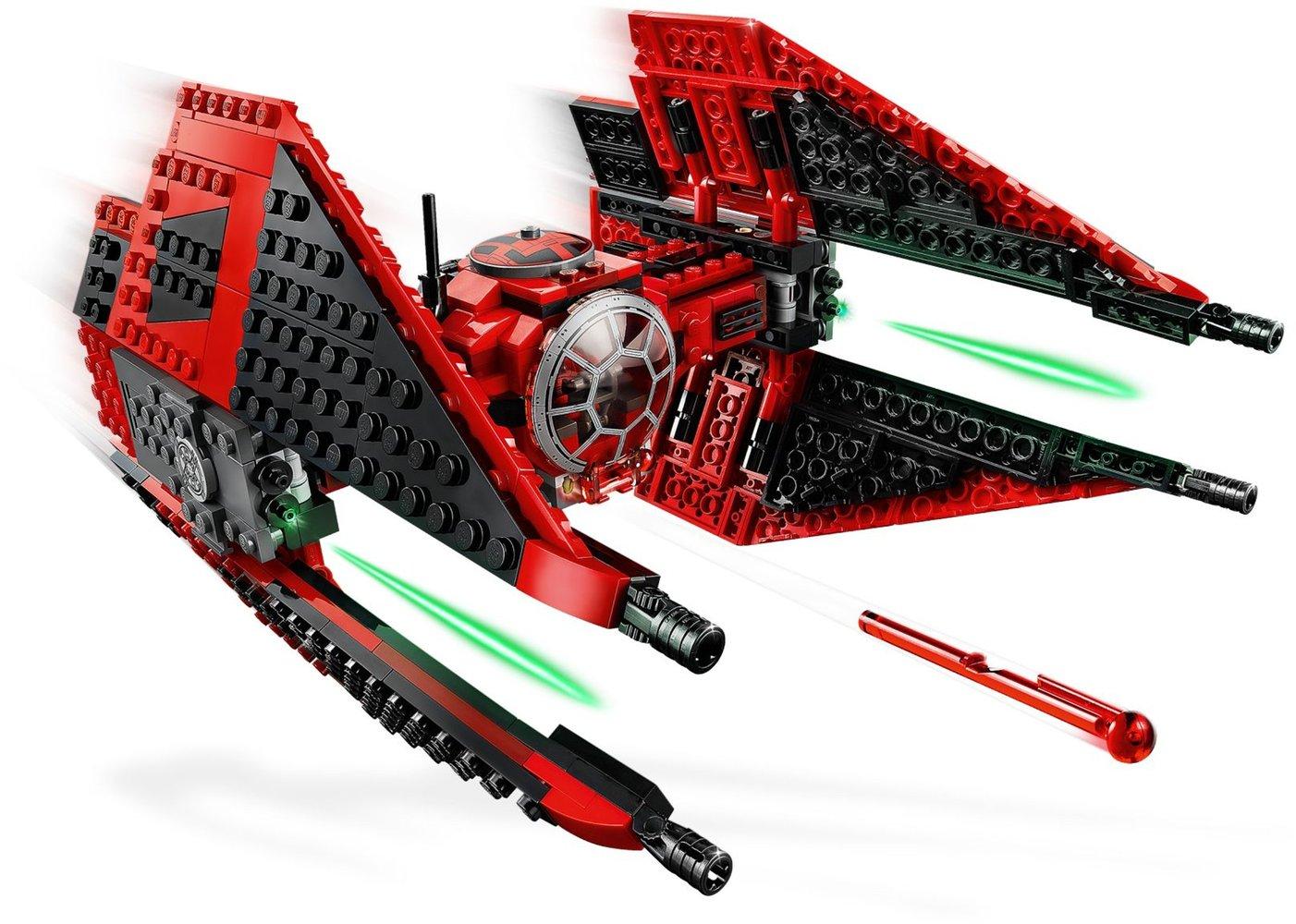LEGO ® Star Wars ™ 75240 Major vonreg/'s Tie Fighter ™ Neuf New En parfait état dans sa boîte scellée