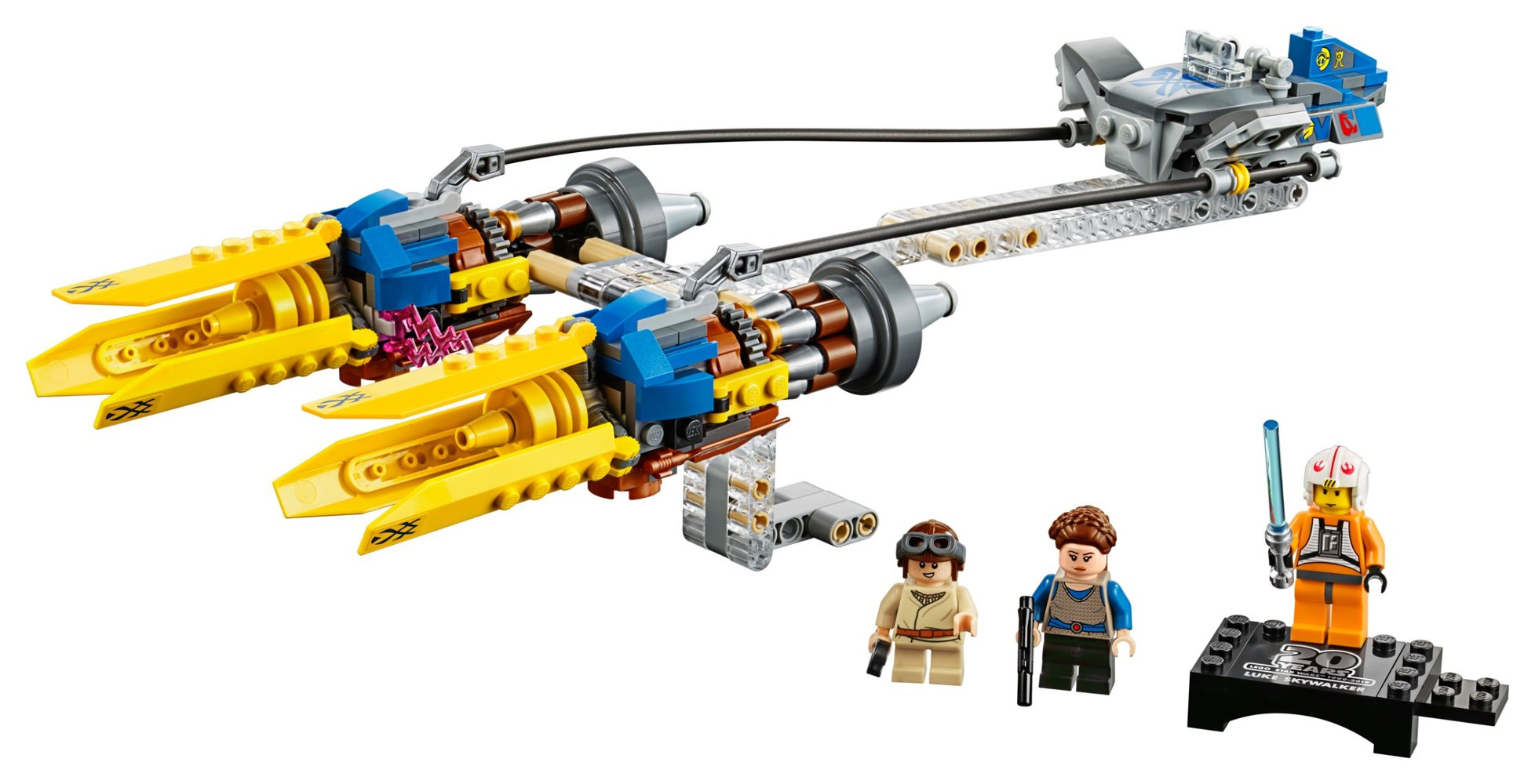Anakin's Podracer - 20th Anniversary Edition