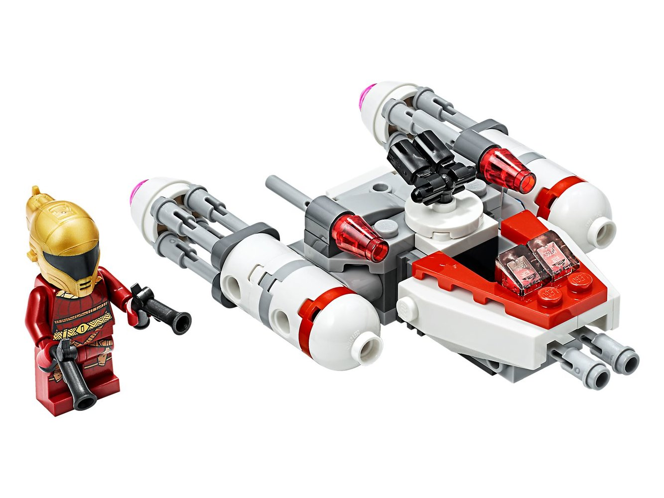 Resistance Y-wing Microfighter