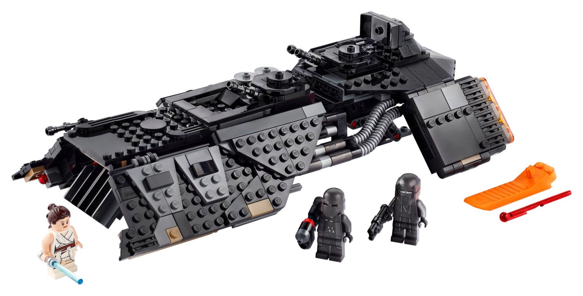 Knights of Ren Transport Ship