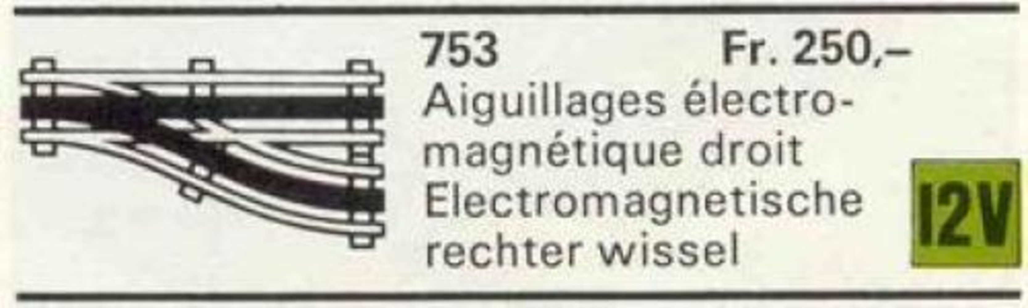 Automatic Right Electric Switch