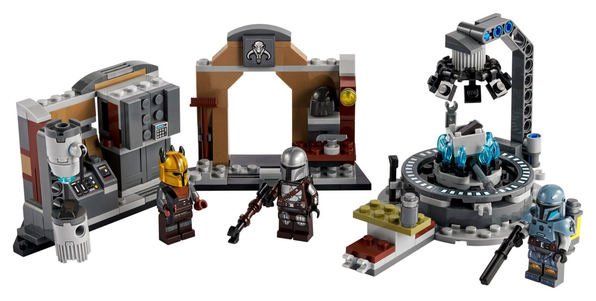The Armorer's Mandalorian Forge