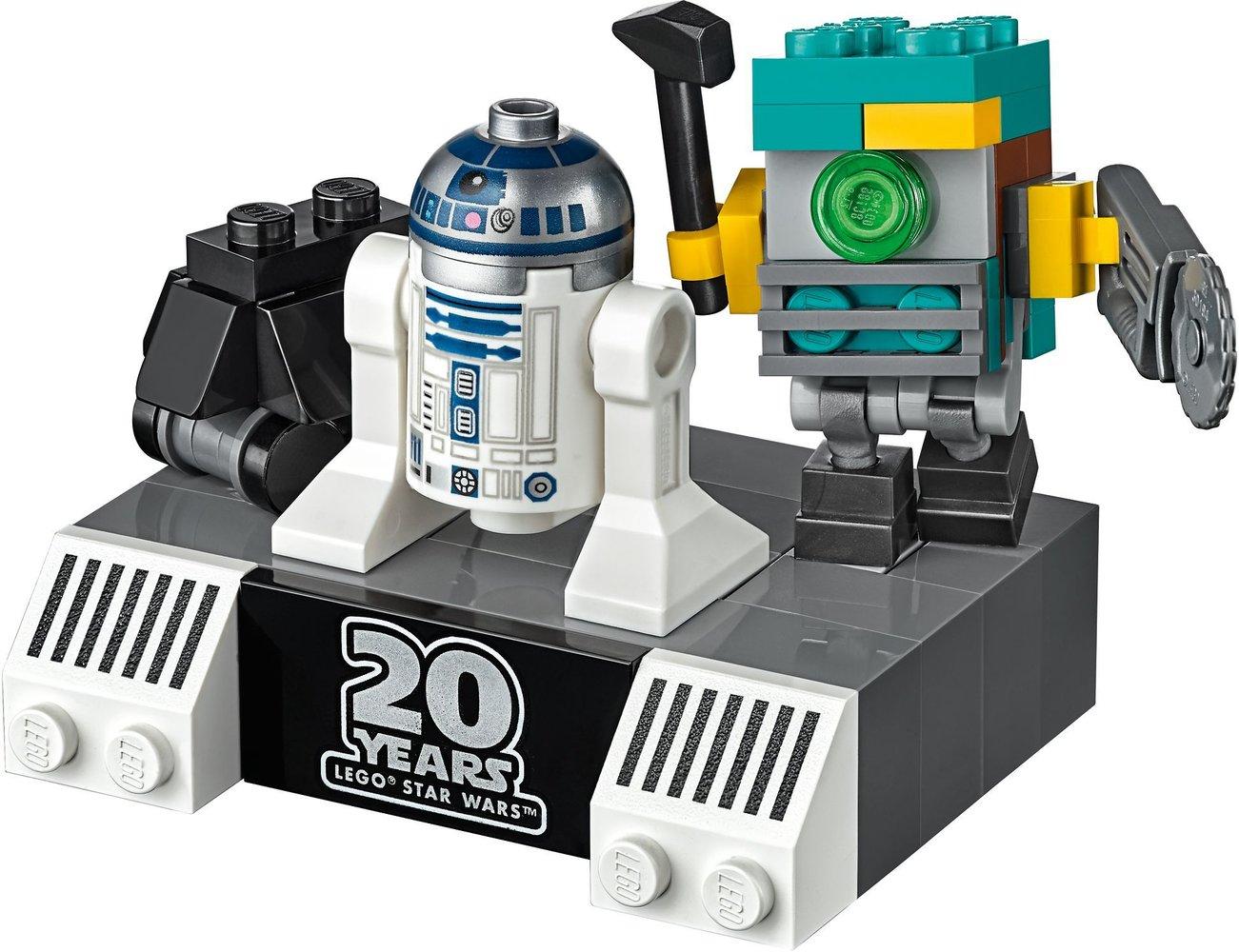 Mini Droid Commander