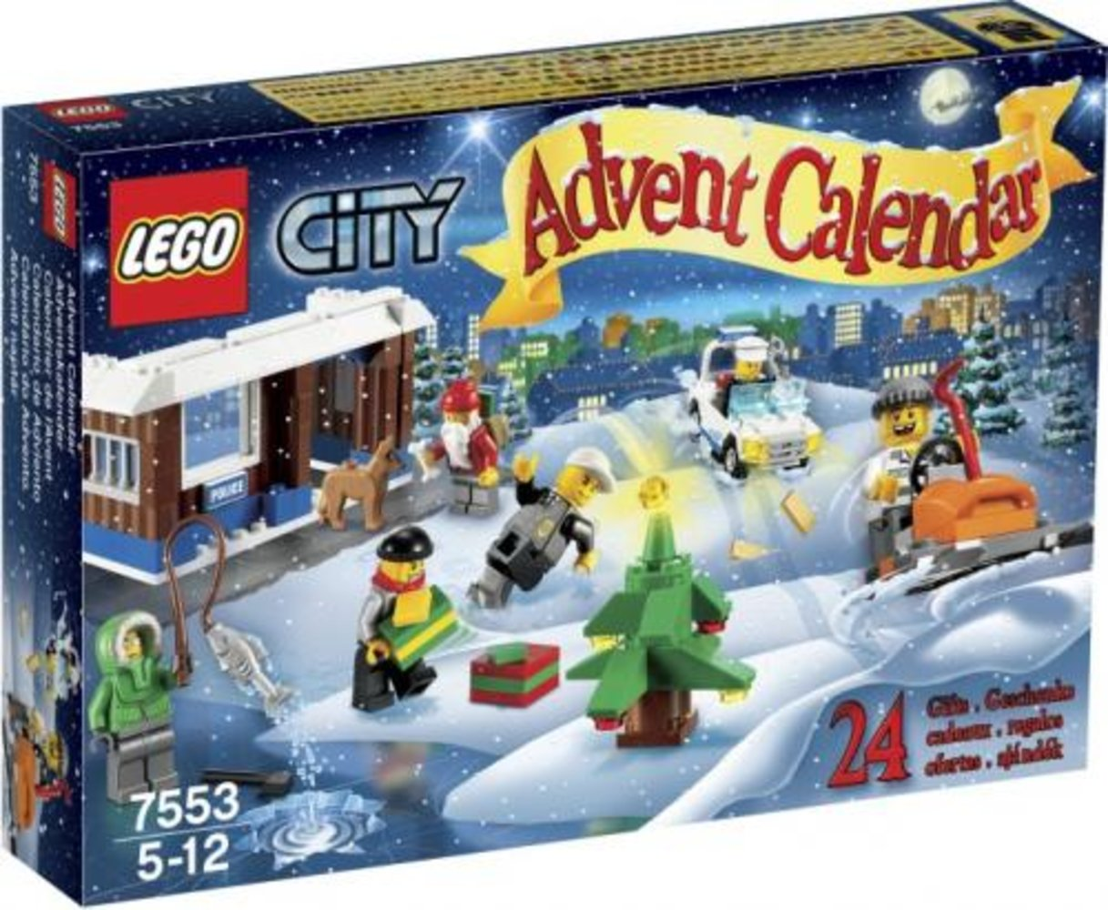 City Advent Calendar 2011