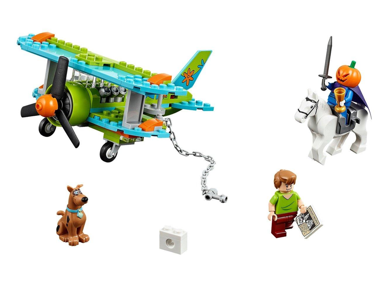 Mystery Plane Adventures