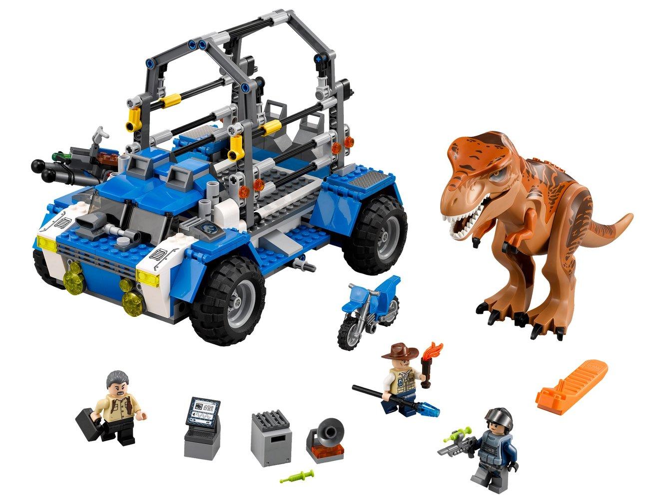 T-Rex Tracker