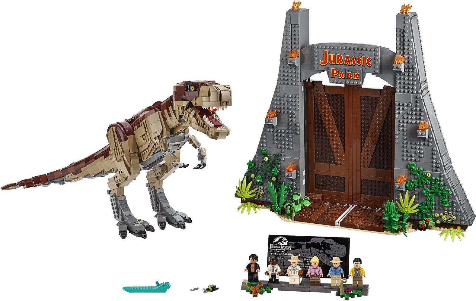 Jurassic Park: T.rex Rampage