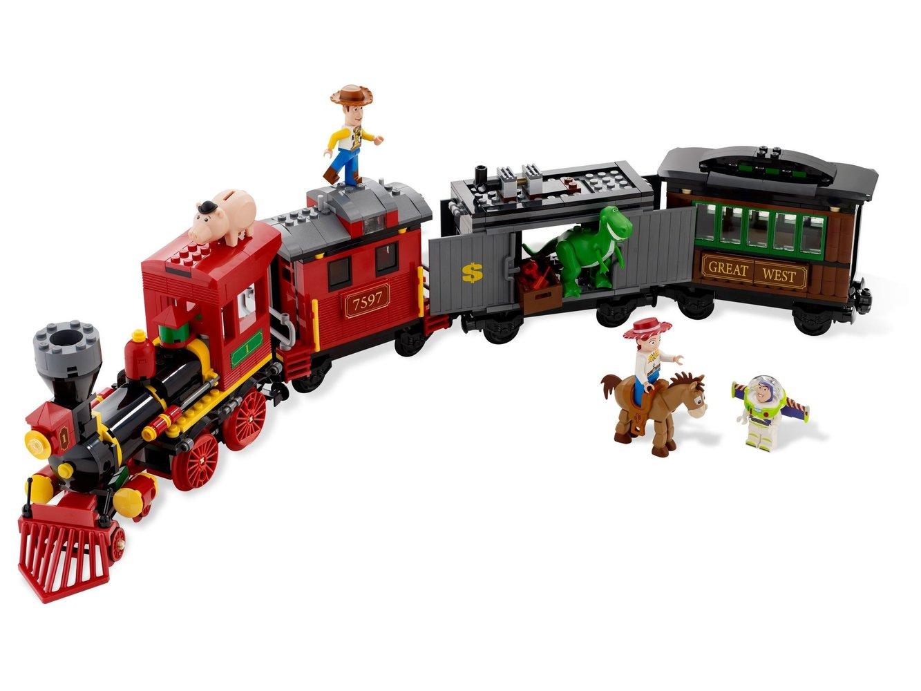 Western Train Chase