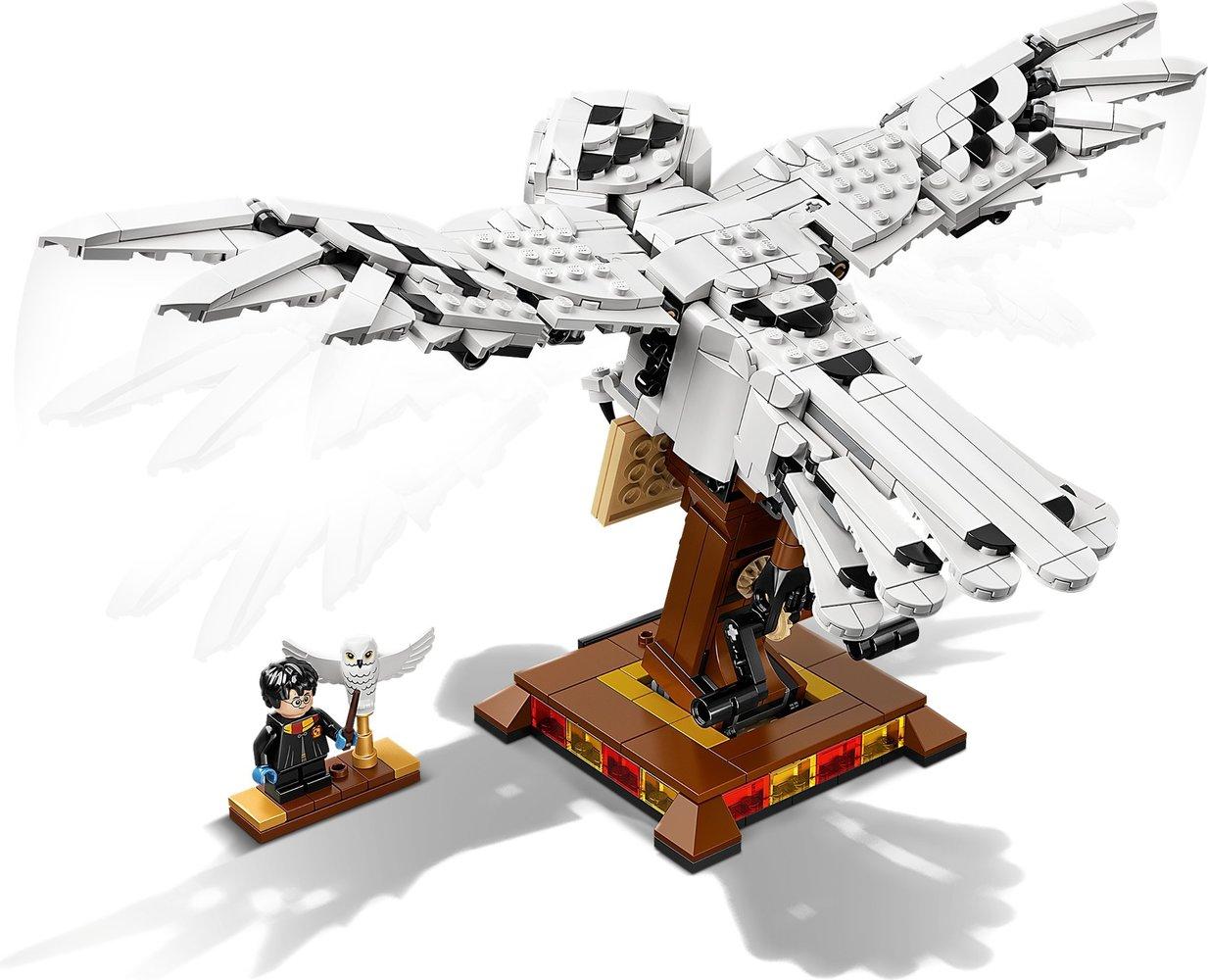 LEGO HARRY POTTER Hedwig La Chouette figurine seulement NEUF!