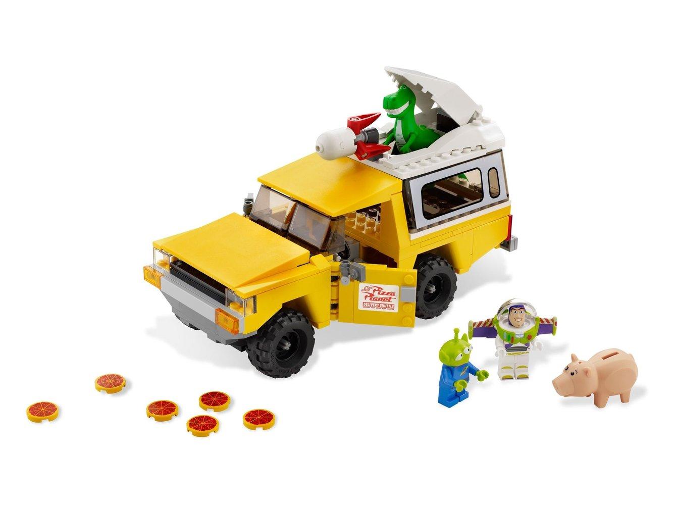 Pizza Planet Truck Rescue