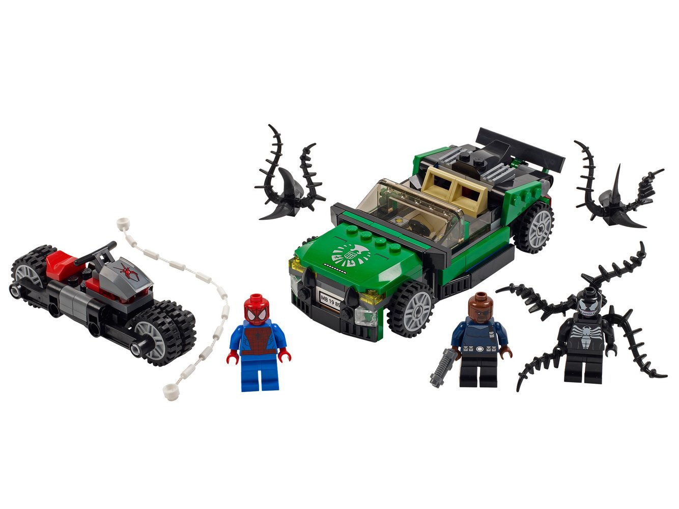 Spider-Man: Spider-Cycle Chase