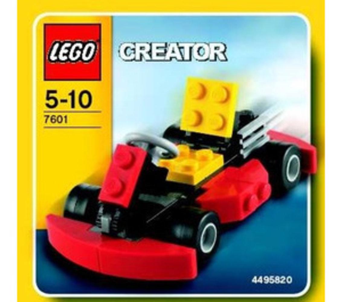 LEGO Go-Kart Set