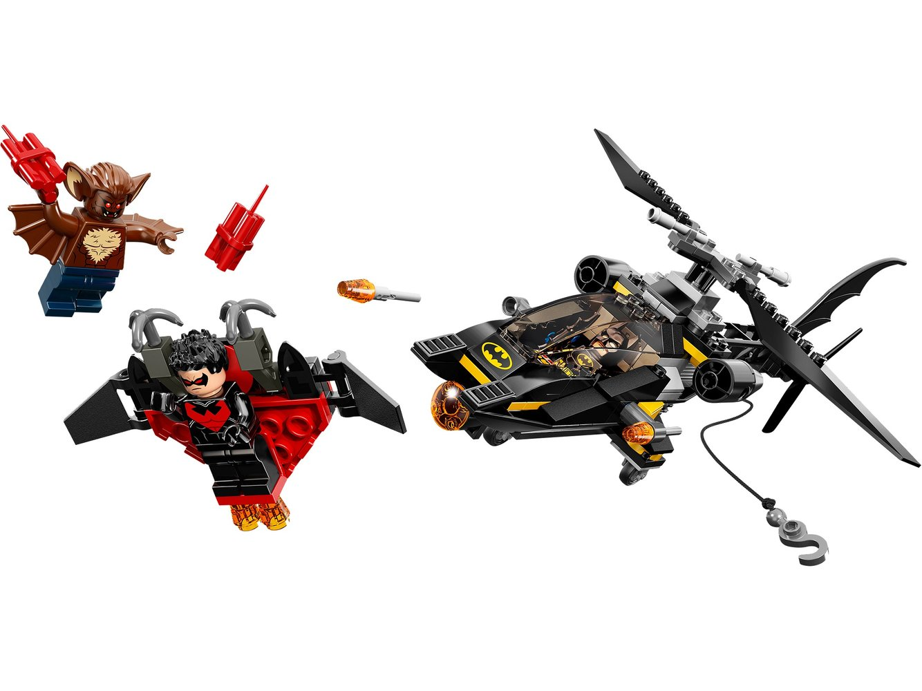 Batman: Man-Bat Attack