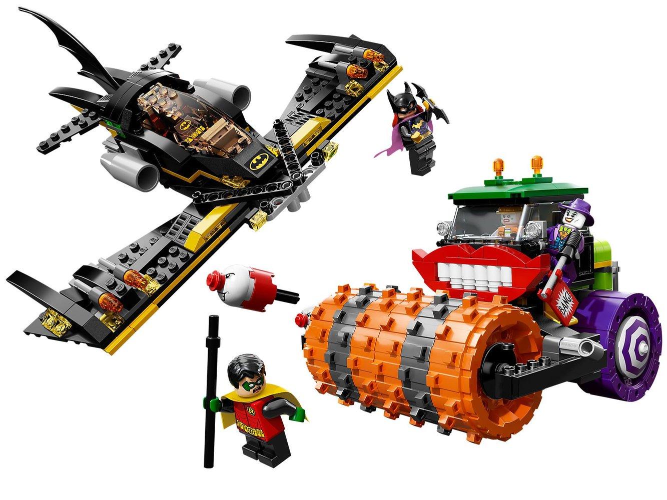 Batman: The Joker Steam Roller
