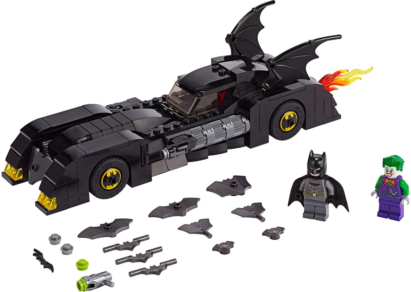 Batmobile: Pursuit of The Joker