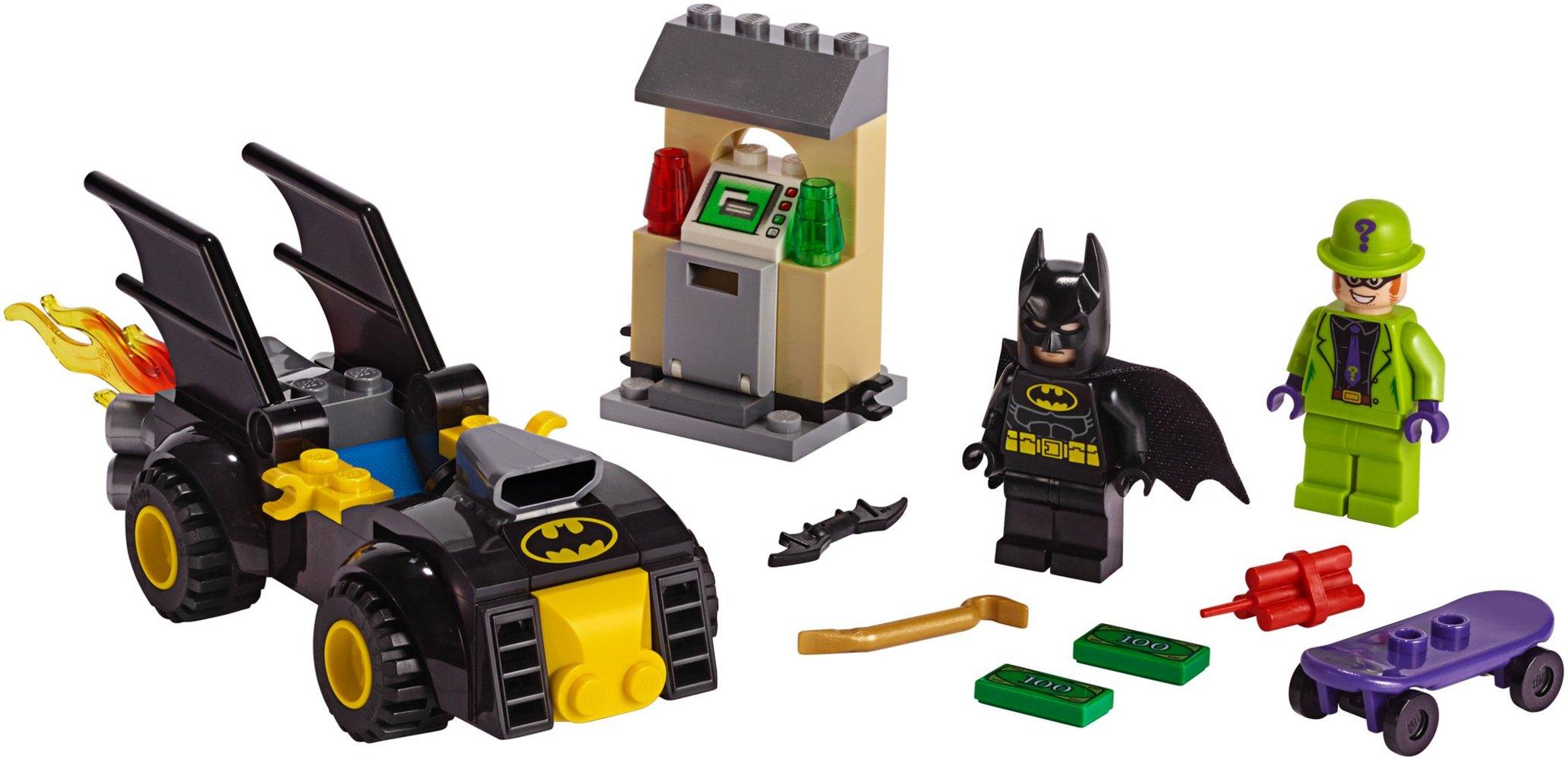 Batman vs. The Riddler Robbery