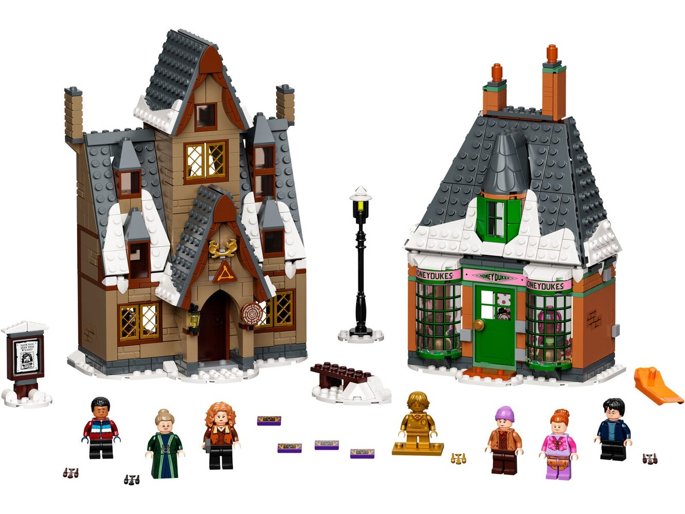 Hogsmeade Village Visit