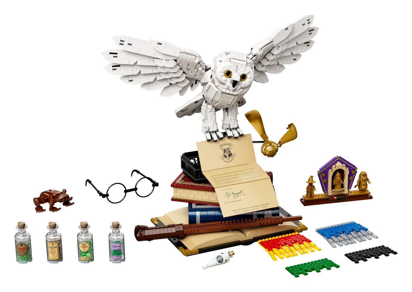 Hogwarts Icons Collectors' Edition