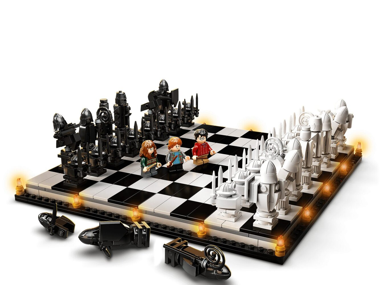 Hogwarts Wizard's Chess