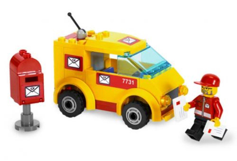Mail Van