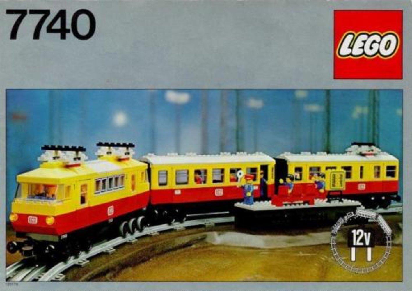 Inter-City Passenger Train