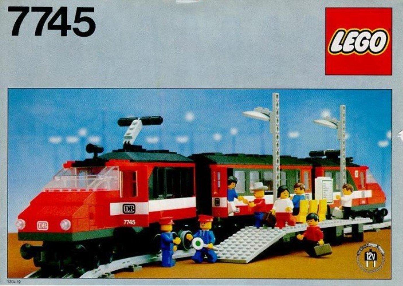 High-Speed City Express Passenger Train