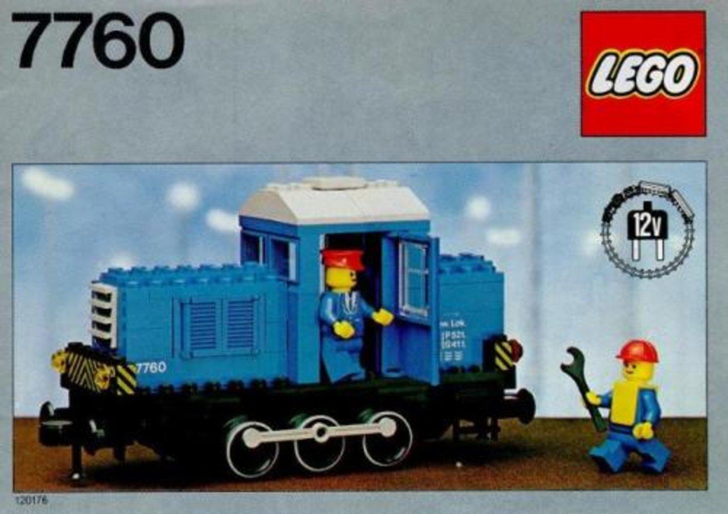Diesel Shunter Locomotive
