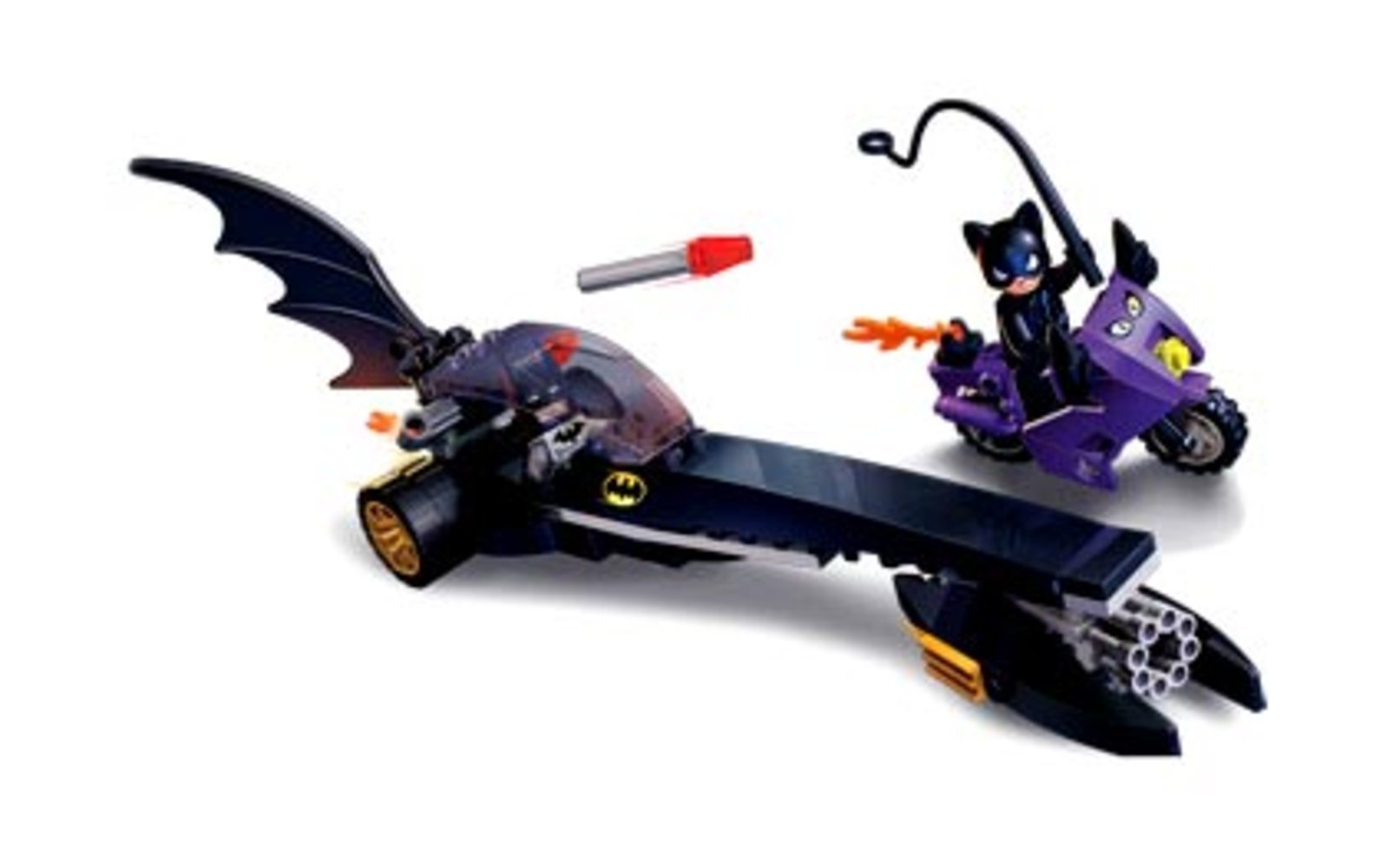 The Batman Dragster: Catwoman Pursuit