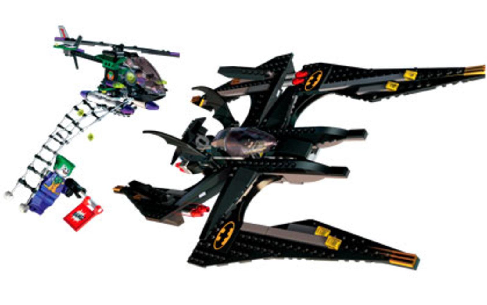 The Batwing: The Joker's Aerial Assault