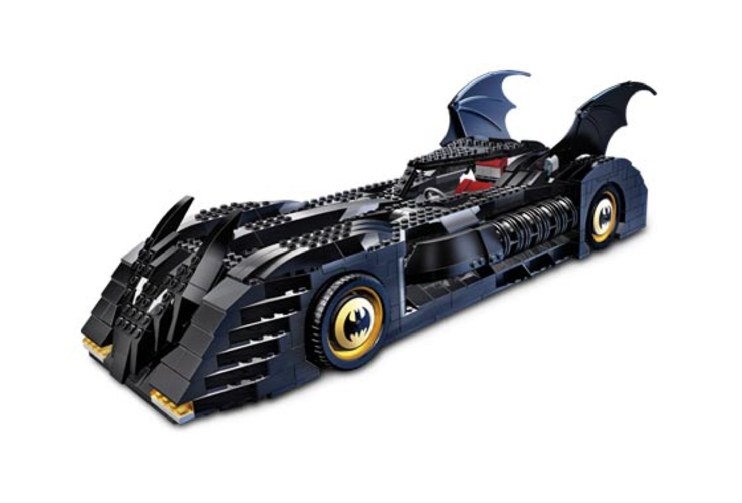 The Batmobile Ultimate Collectors' Edition
