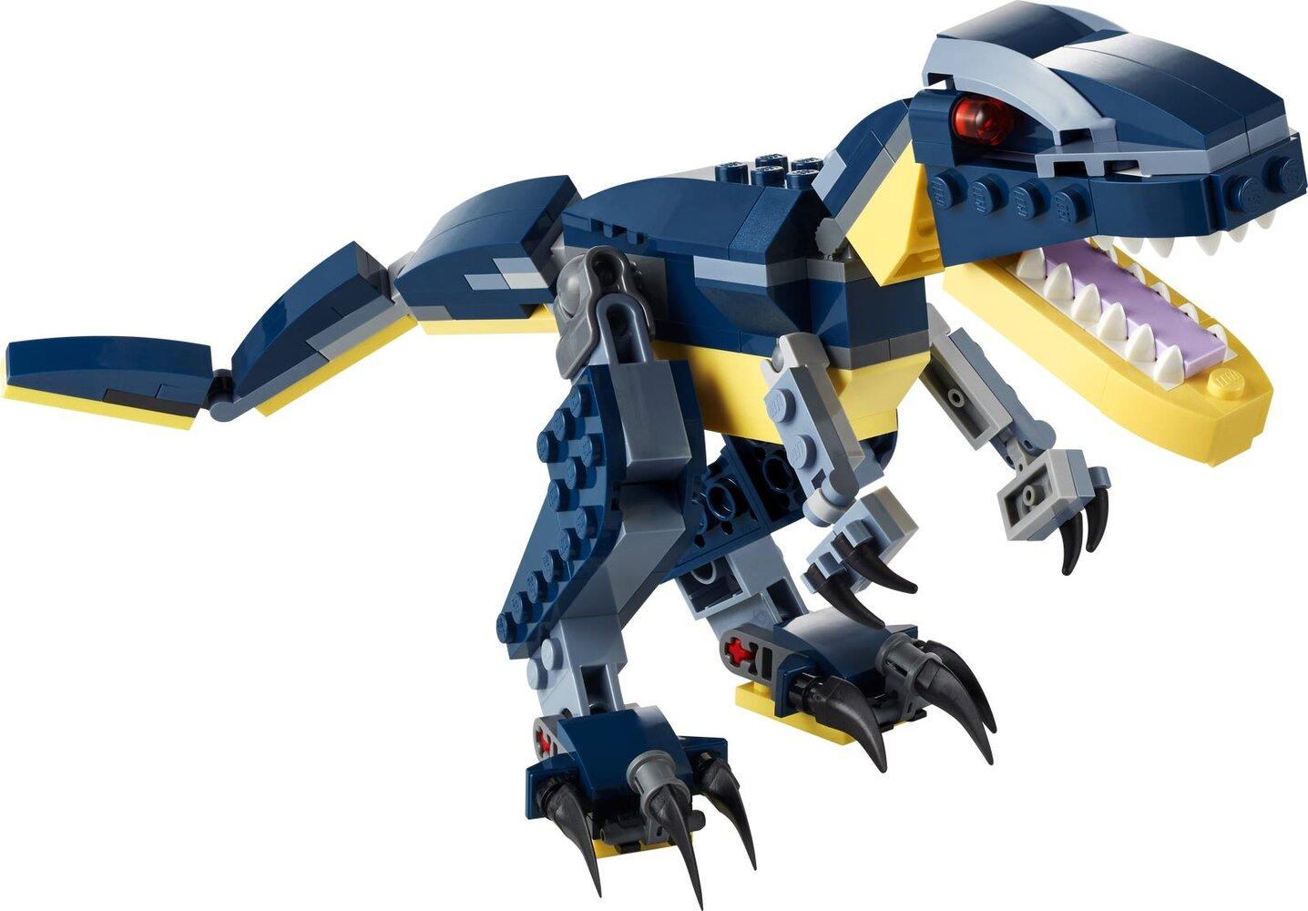 Mighty Dinosaurs - Blue Version