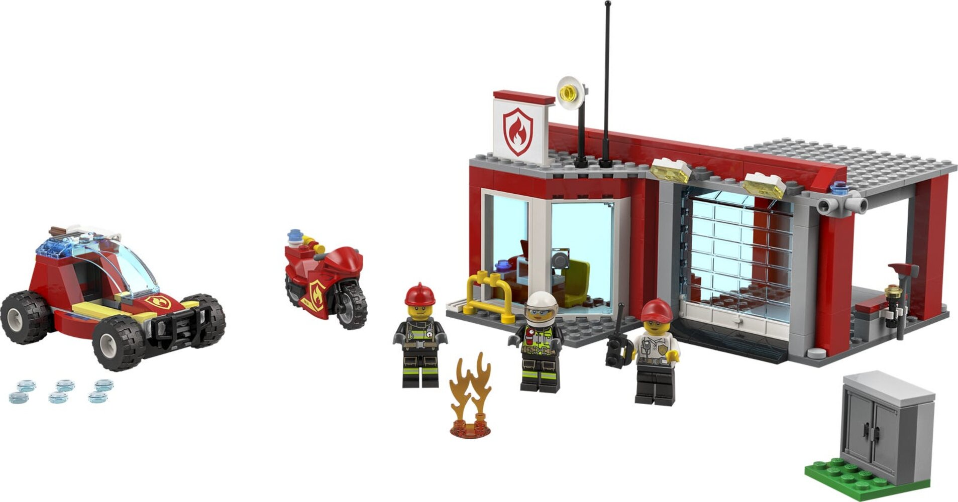 Fire Station Starter Set
