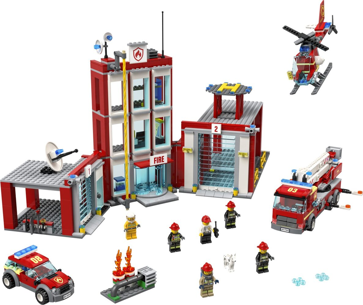Fire Station Headquarters