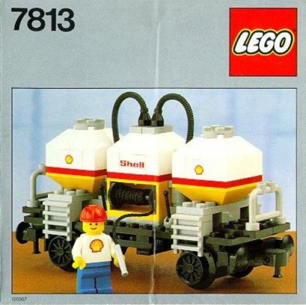 Shell Tanker Wagon