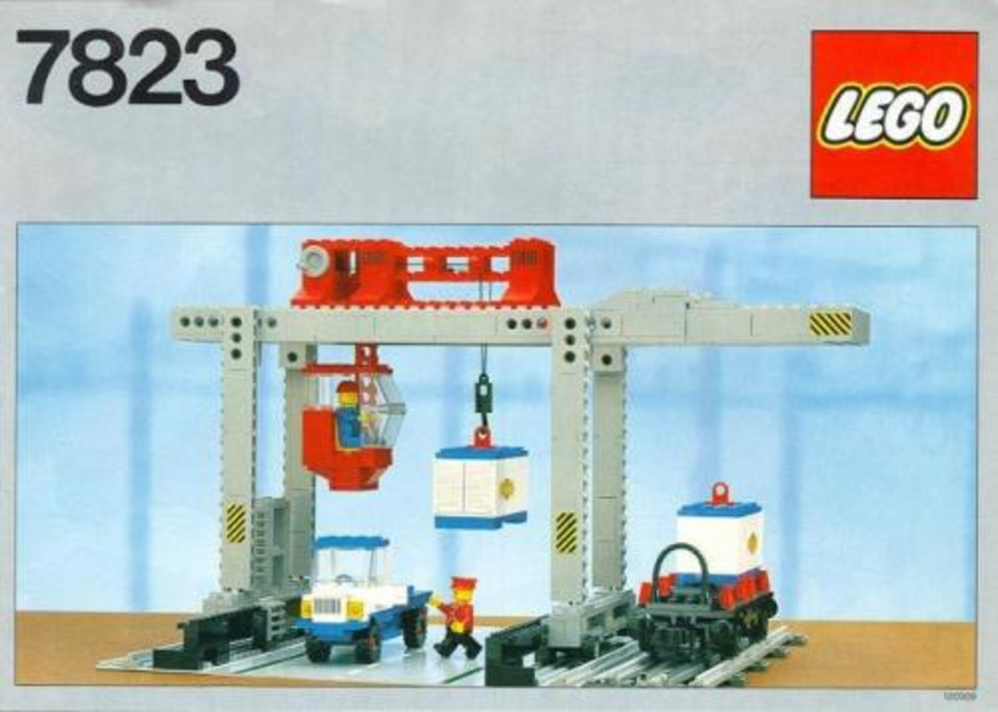 Container Crane Depot
