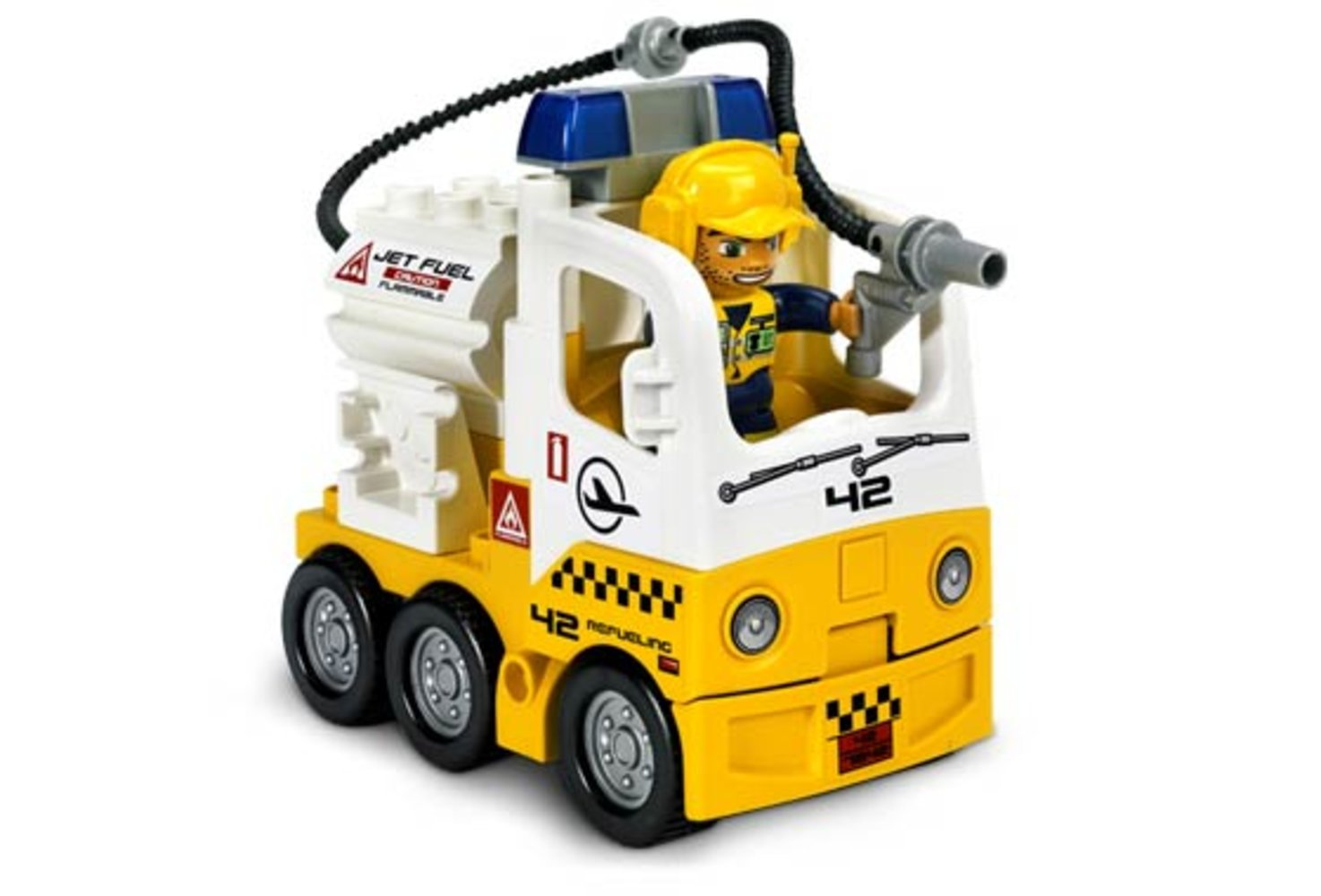 Jet Fuel Truck