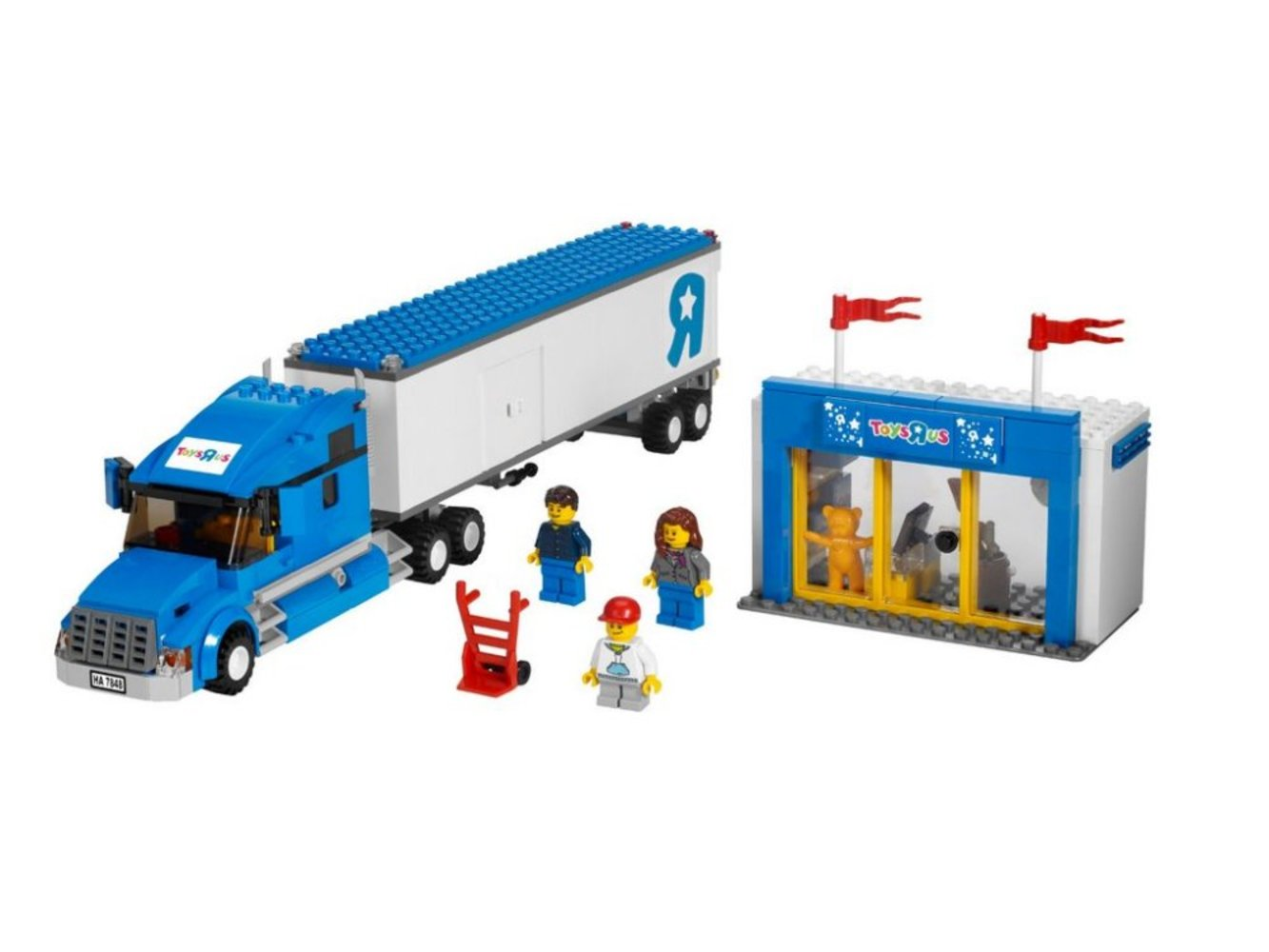 Toys 'R' Us Truck