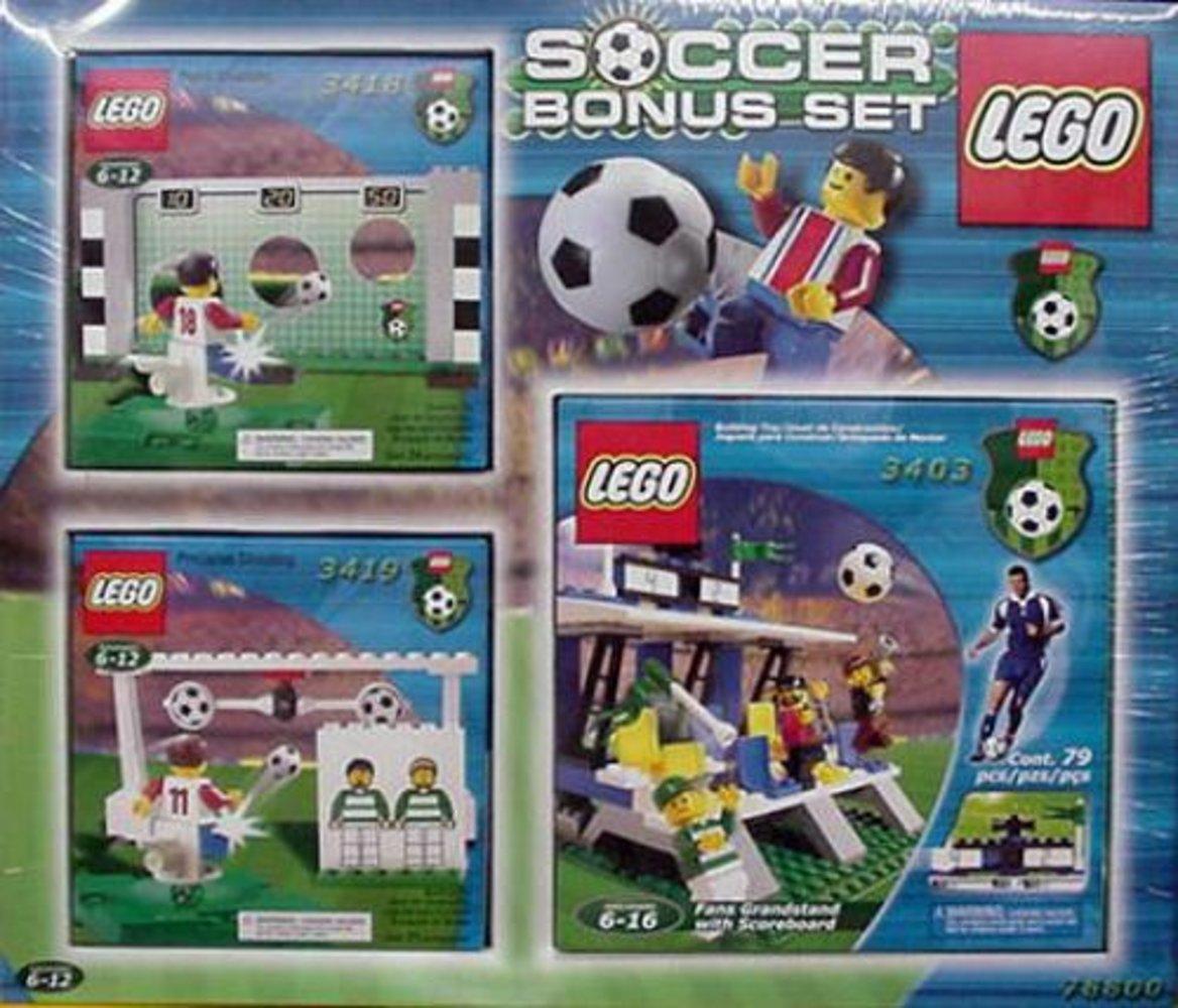 Soccer Bonus Set