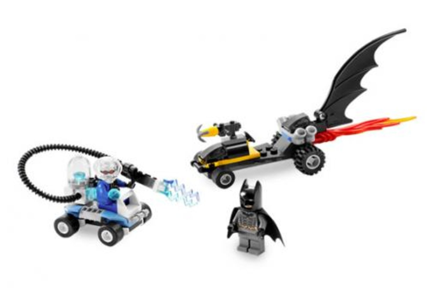 Batman's Buggy: The Escape of Mr. Freeze