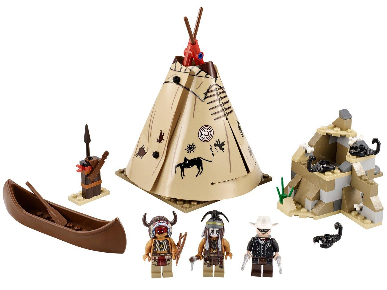 Comanche Camp