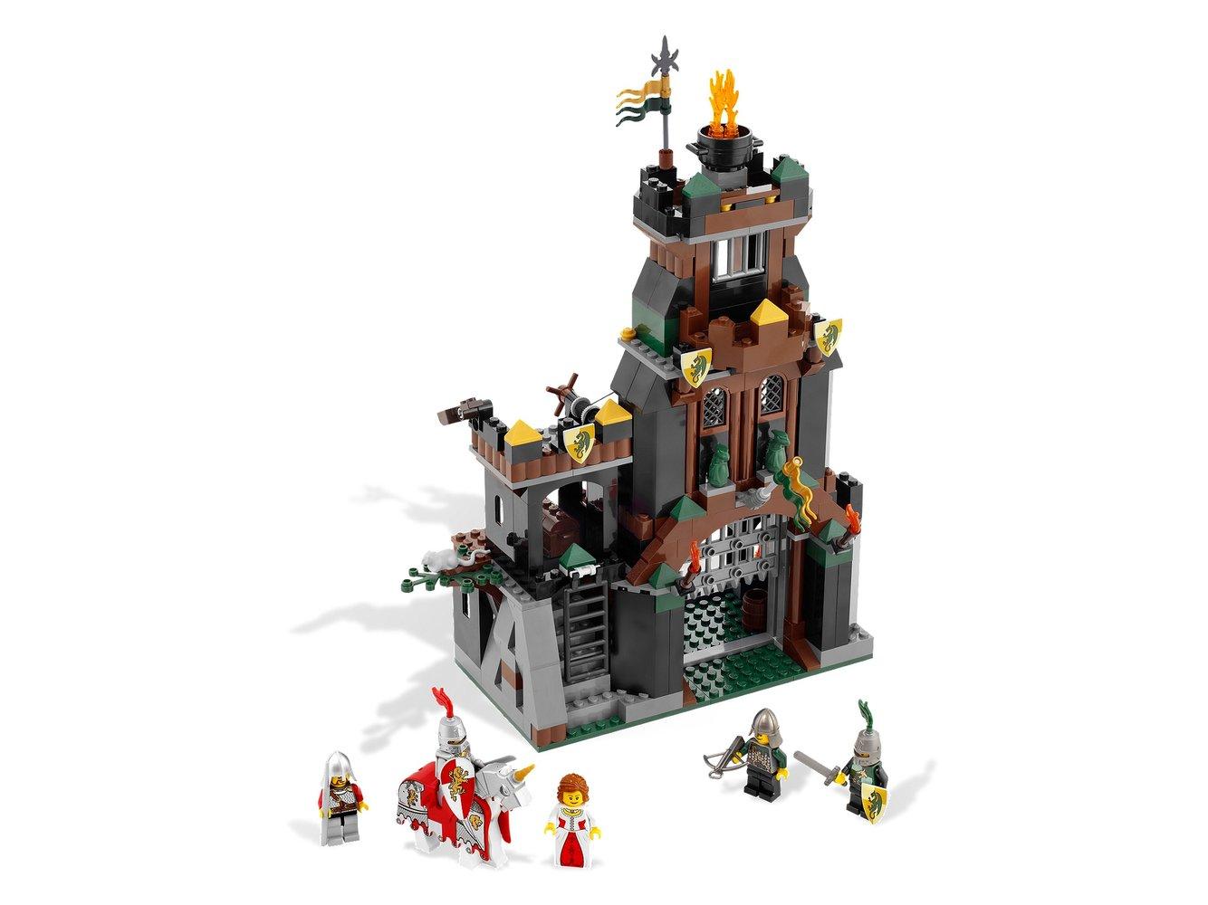 Prison Tower Rescue